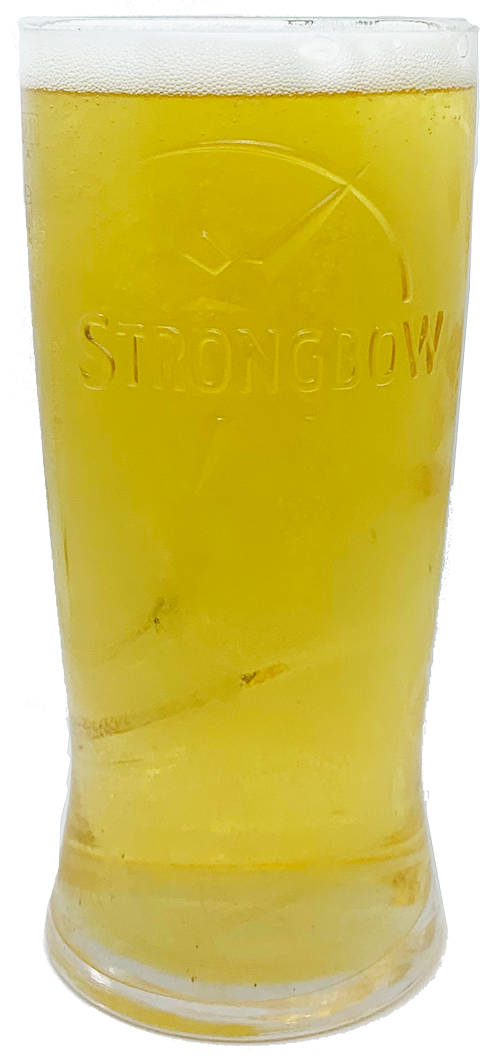 Strongbow -Railway Hotel
